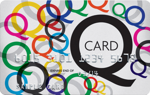 Q Card Logo web